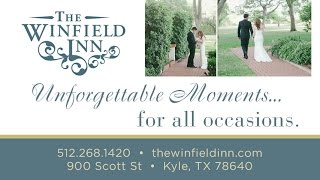 The Winfield Inn - Austin Wedding Day Style