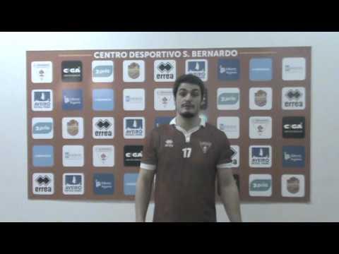 Flash Interview São Bernardo - Sanjoanense: Rafael Marques