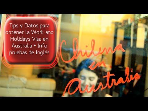 Chilena en Australia: Tips para la Working Holiday Visa Australia (English subtitles!)