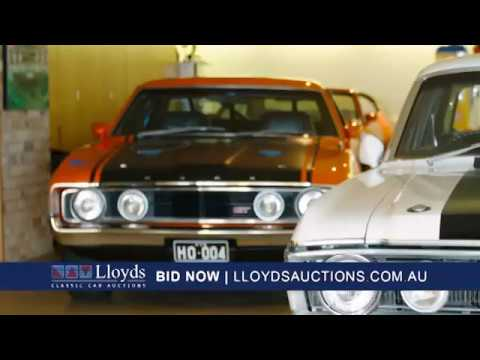 Ford Falcon Xa Gtho Phase  For Auction