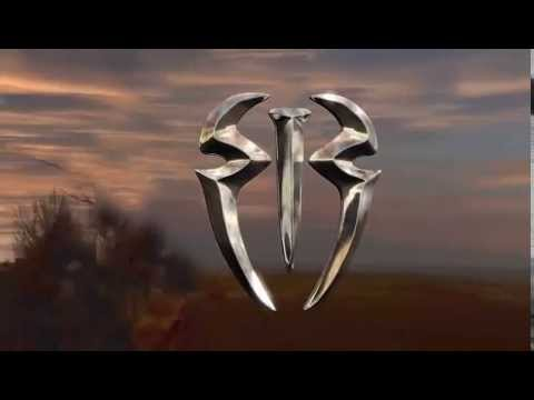 roman reigns logo 3d animation youtube
