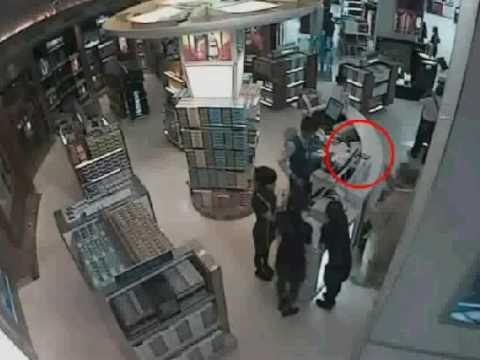 Bangkok duty free thieves malaysian
