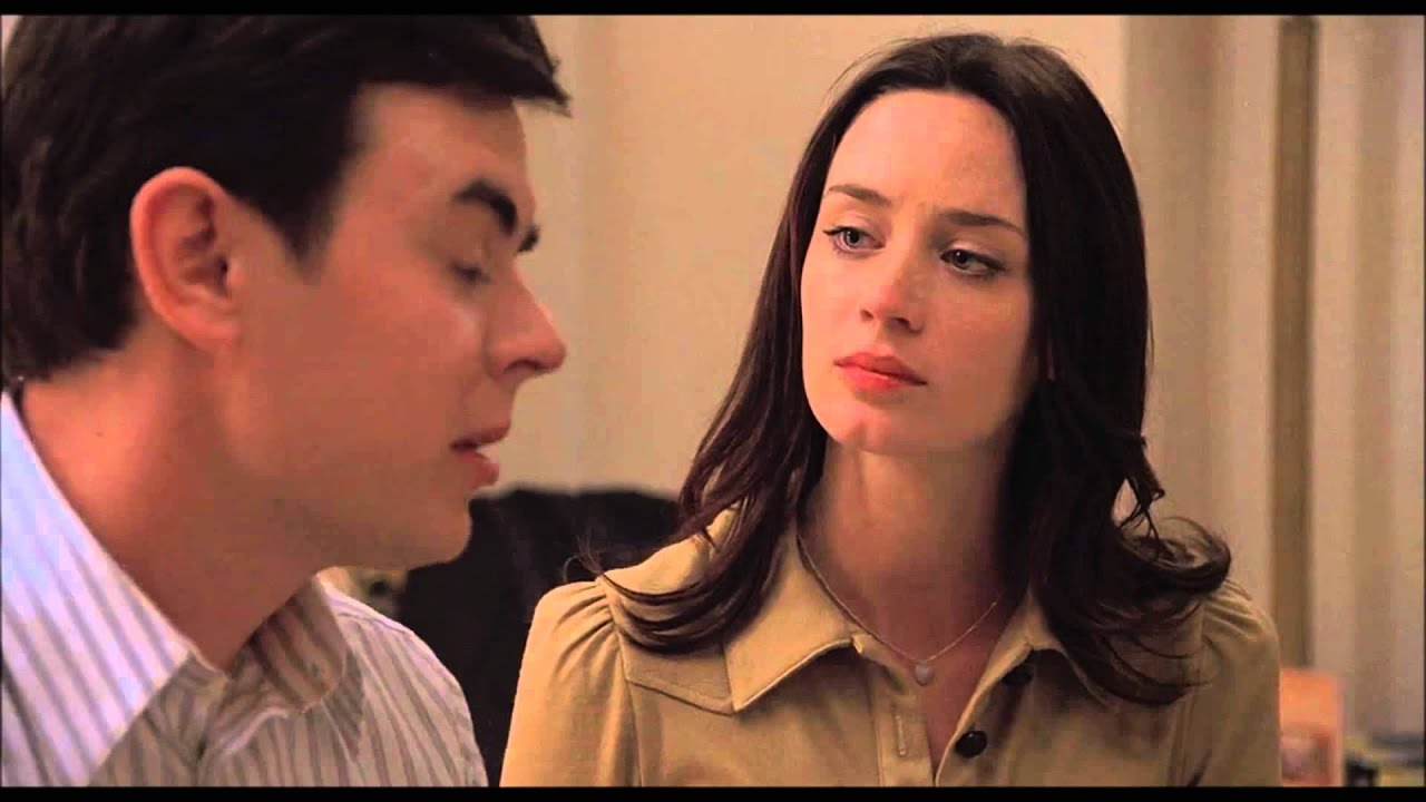 Colin Hanks and Emily ...