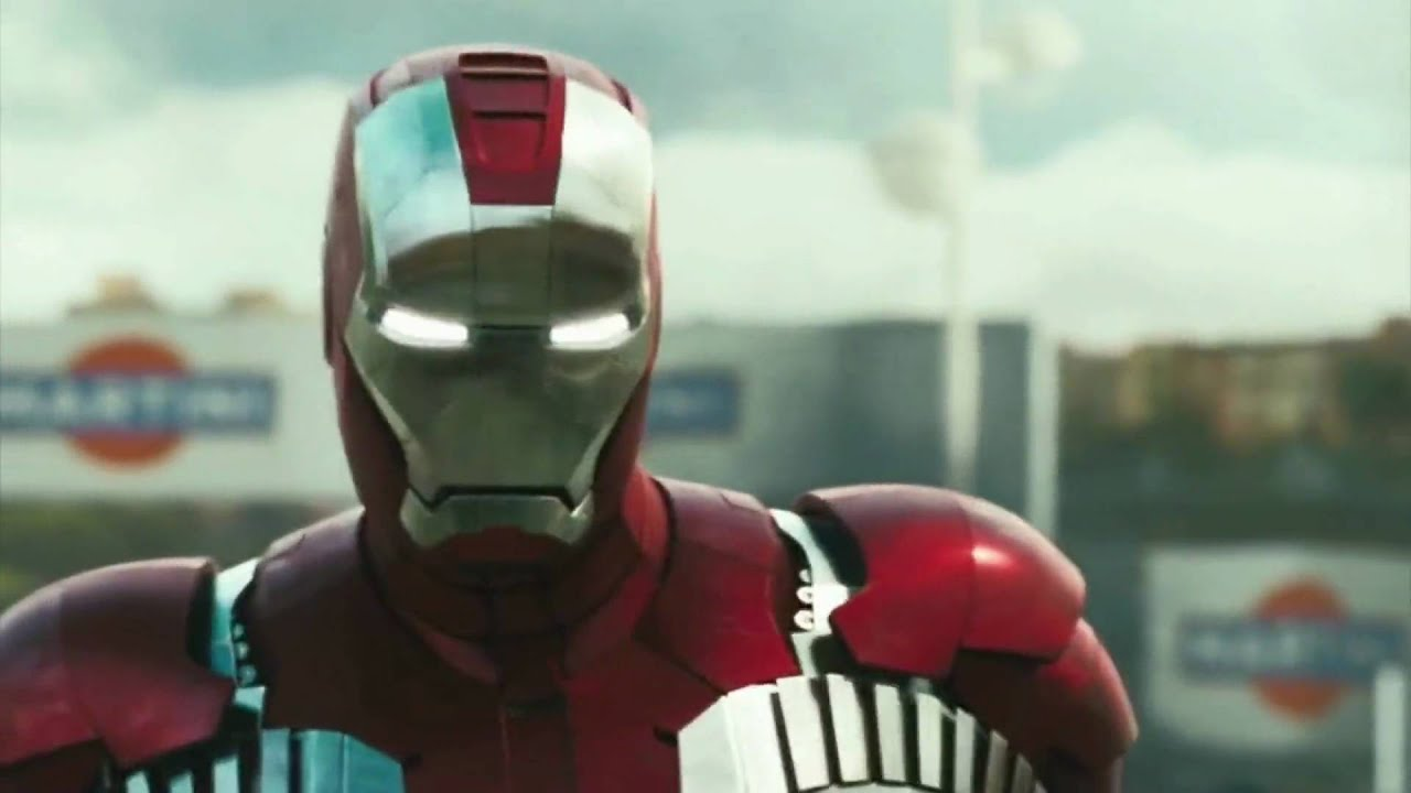 iron man 2 - espectacular trailer 2 español latino - full hd - youtube