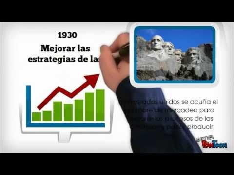 Historia del mercadeo o marketing de YouTube · Duración:  2 minutos 20 segundos  · 529 visualizaciones · cargado el 27.08.2014 · cargado por Diego Ojeda