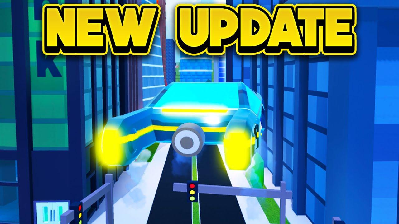Roblox Jailbreak By Napkinnate New Blade Vehicle Update More Roblox Jailbreak Youtube