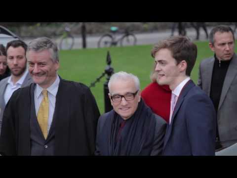 Martin Scorsese's visit to Trinity