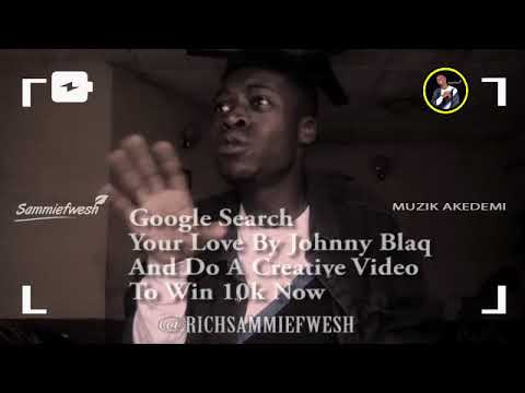 "Sammiefwesh Muzik Akedemi 7(Feat Slimcase as Student,"" Your Love "" Challenge Song by Johnny Blaq"