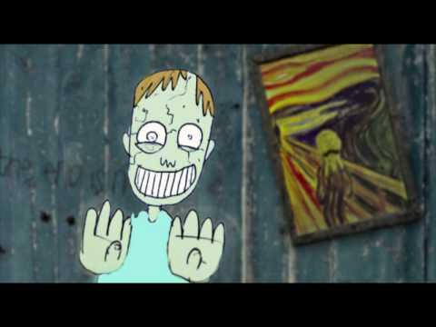 Zombie Alexander Ben Lina Animasjon 2009