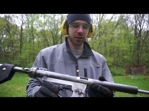 homemade 9mm range test