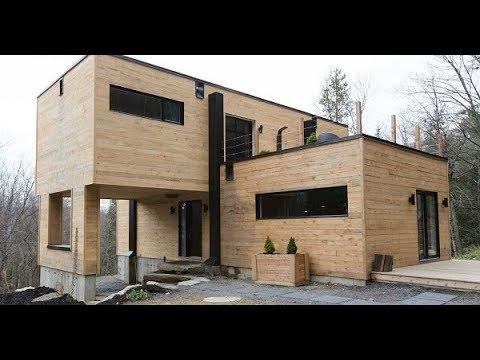 ★ Она построила дом из контейнеров. Оригинально, дешево и уютно