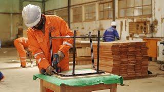 La diversificación económica es sinónimo de oportunidades en Angola
