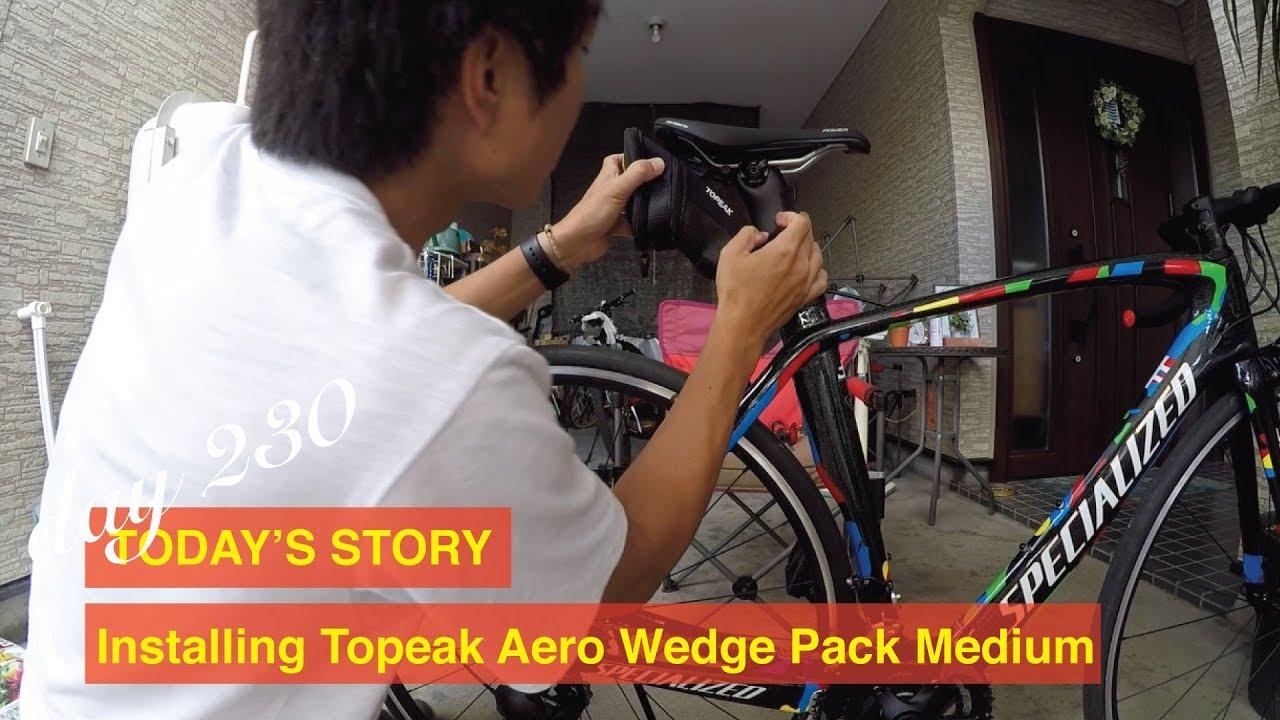 TOPEAK Aero Wedge Pack S