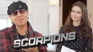 Cолист Scorpions Клаус Майне: семья, Wind of change, Меркель или Шредер? Первые концерты в России