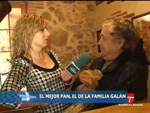 CLM en Vivo: Panadería de Layos de Toledo
