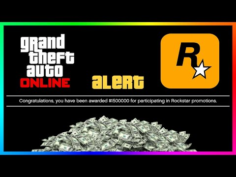 NEW GTA 5 Online Update Today! EXTRA FREE Money From Rockstar Games...3X Cash Bonuses & MORE!