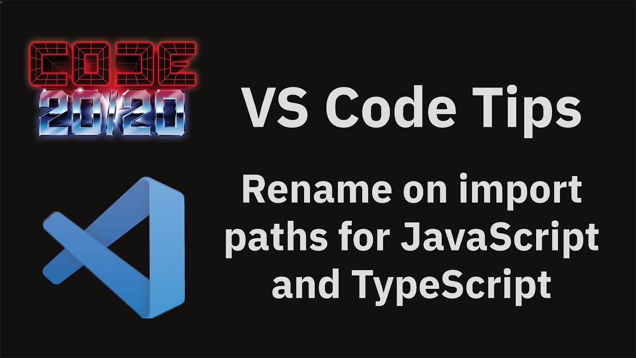 Rename on import paths for JavaScript and TypeScript