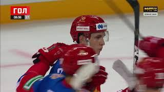 SHO 2020 Матч 2 Сочи Олимпийская сборная России 0 3 Ян Кузнецов