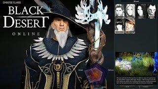 Black Desert Onlines Character Roster - Nnvewga