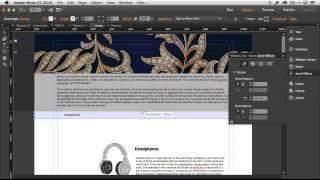Adobe Muse CC Özel Sayfa Gezinme bir Menü Oluşturmak İçin nasıl