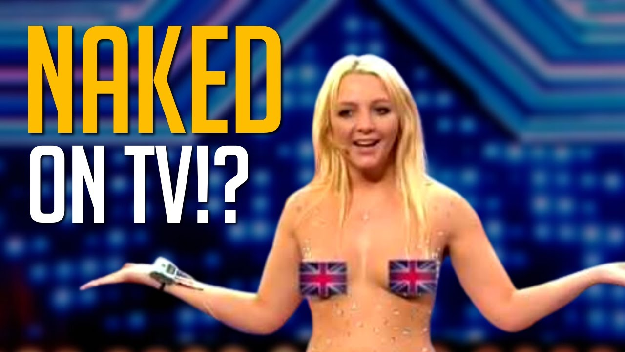 Download When Contestants Get NAKED On Live TV!