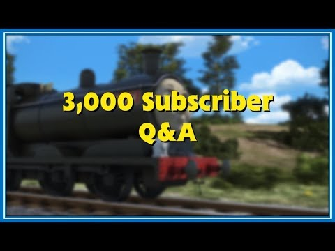 3,000 Subscriber Q&A