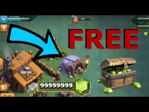 GEM MINE GLITCH | 2000 FREE GEMS | CLASH OF CLANS UPDATE 2017