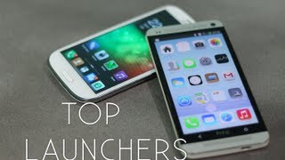 Top 5 Best Android Launcher 2013