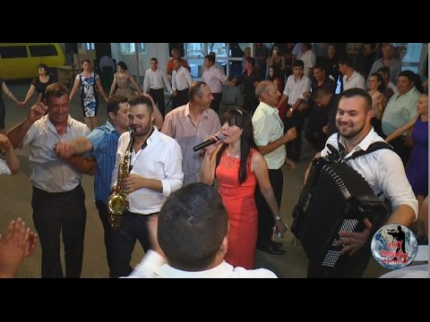 Dana GOLET, Gabi IORGA, Cosmin DEMA - Formatia Vest Music - SHOW LIVE 2016 -Botez CARINA-La Patulele