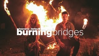 Download Burning Bridges - One Republic (Covered by Heavens to Betsy feat. Betsy Boyer Jones) MP3 song and Music Video