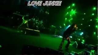 Vo Vo Tau - love junky