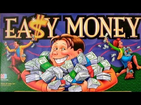 Ep. 175: Ea$y Money Board Game Review (Milton Bradley 1996 Edition)