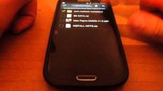 [ TuTo ] Télécharger Max Payne Mobile Android Gratuit