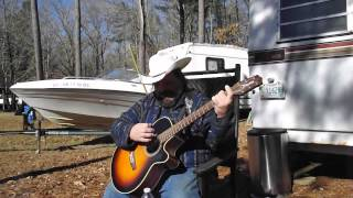 Cover of MR. Weatherman by Hank Williams Jr.