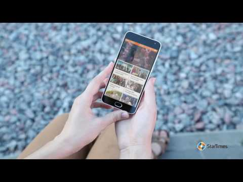 45+ channels on StarTimes App! - YouTube