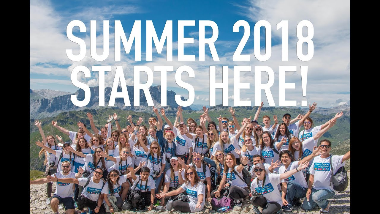 Your study abroad adventure awaits   Introducing Forum Europe Summer 2018!