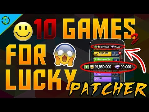 Top 10 Best Games That work With Lucky Patcher (NO ROOT) Ep. 2