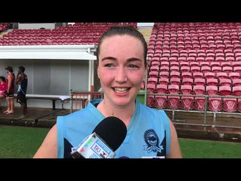 2017/18 Post Match Interview Rd 16 Jamie Collins