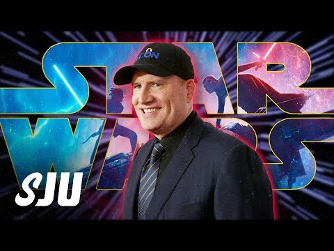 Kevin Feige Is Jumping Into Star Wars!! | SJU