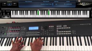 Miracle Worker (Glowreeyah Braimah & Nathaniel Bassey)::Piano cover