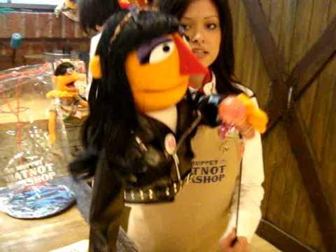 Muppet WhatNot Workshop goes GaGa