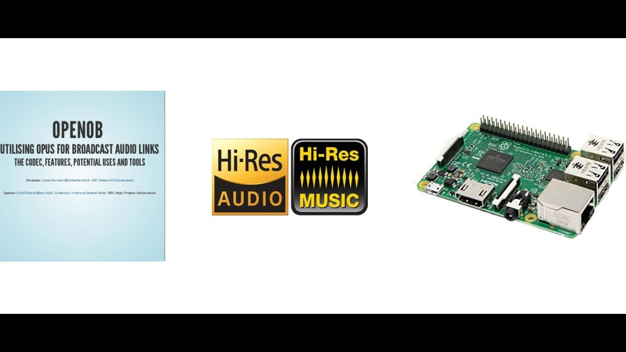 High Bitrate Audio Streaming using OpenOB's