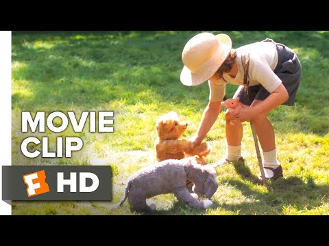 Goodbye Christopher Robin Movie   Hundred Acre Paradise 2017  Movies Coming Soon