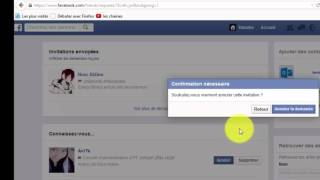 How To Find And Cancel Invitations Sent On Facebook 2016