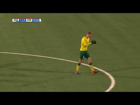 Samenvatting FC Oss - Fortuna Sittard (16-03-2018)