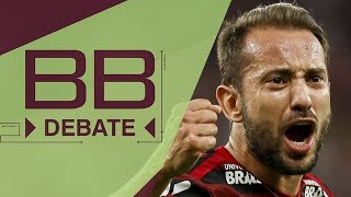 Entrevista exclusiva com Éverton Ribeiro | BB Debate