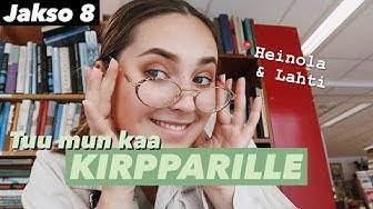 KIRPPISKIERROS Heinolassa & Lahdessa - Jakso 8 | Ida Starck