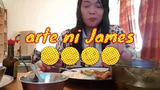Eating TINOLA NA MANOK😋