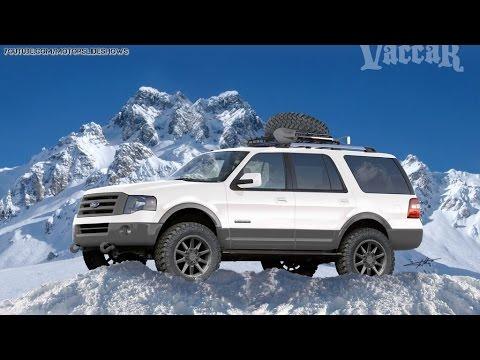 2015 Ford Expedition SUVs Custom for SEMA - YouTube