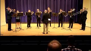 ATW 2017: Shenandoah Conservatory Trombone Choir